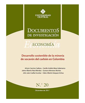 Desarrollo sostenible de la minería de socavón del carbón en Colombia