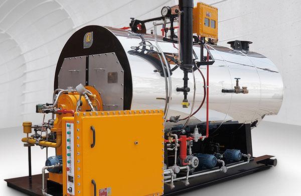 Diplomado Industrial en Calderas e Instalaciones de Vapor de Proceso