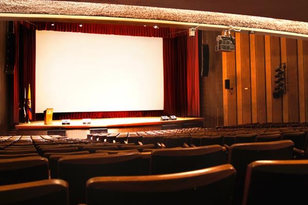 Auditorio Jorge Enrique Molina
