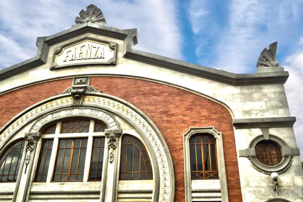 Faenza - Teatro de la Paz