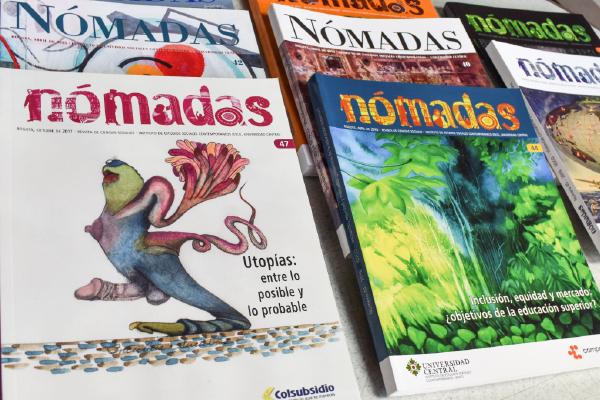 Revista Nómadas, incluida en la base de datos Scopus