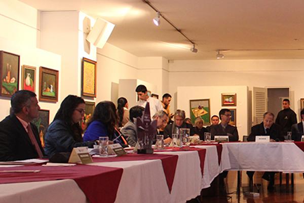 Visita de los pares evaluadores designados por el CNA a la Universidad