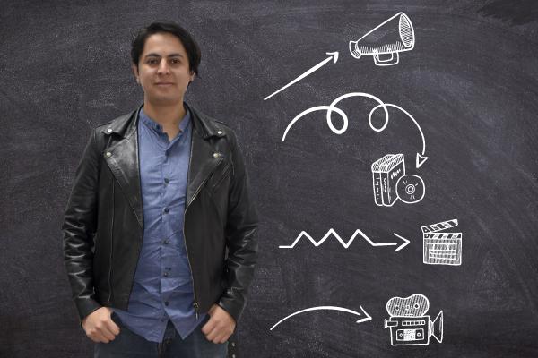 Andrés Ortega hace parte del Rotterdam Lab