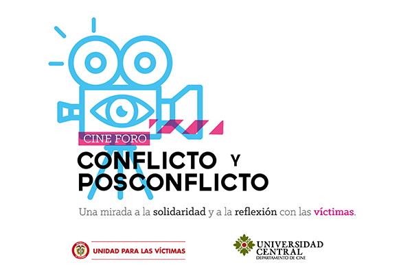 """Cineforo """"Conflicto y posconflicto"""""""