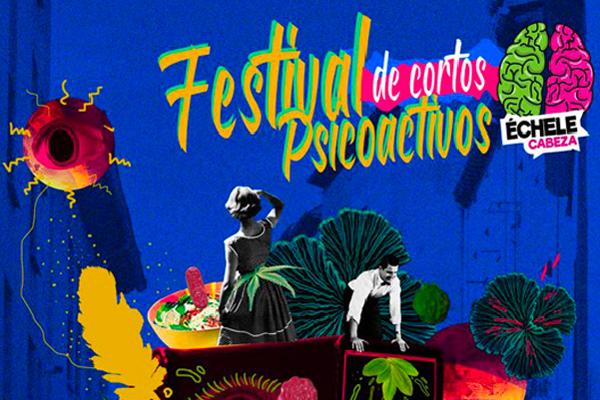 Festival de Cortos Psicoactivos 2018