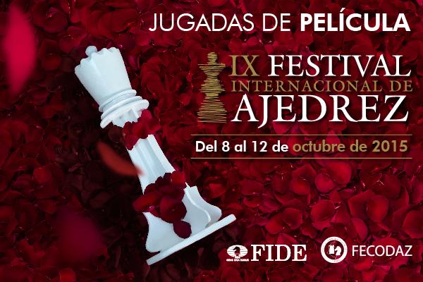 IX Festival Internacional de Ajedrez