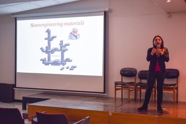 Ingeniería de nanopartículas para mejorar la calidad de vida de las personas