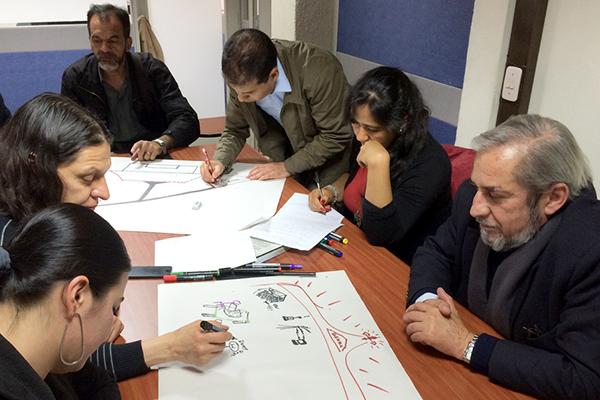 Pedagogía de la acción: el programa de formación docente sigue su curso
