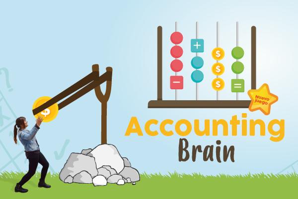 Gran lanzamiento de la aplicación Accounting Brain