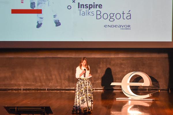 Inspire Talks Bogotá: emprender es un arte