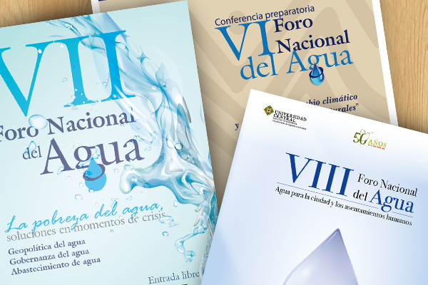 Ediciones del Foro Nacional del Agua