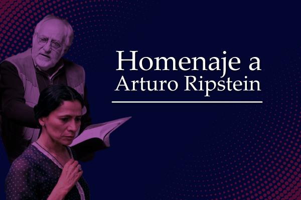 Homenaje a Arturo Ripstein