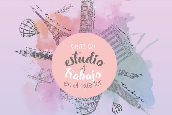 Feria de estudio y trabajo en el exterior