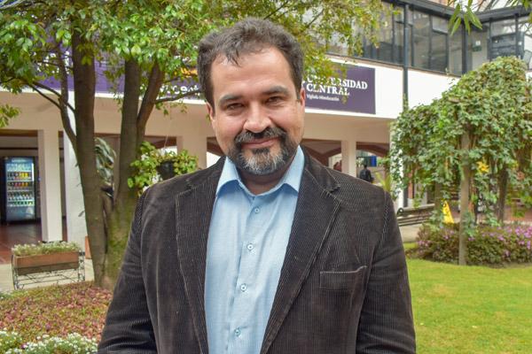 Camilo Ernesto Franco Galvis – Docente del Departamento de Contaduría Pública