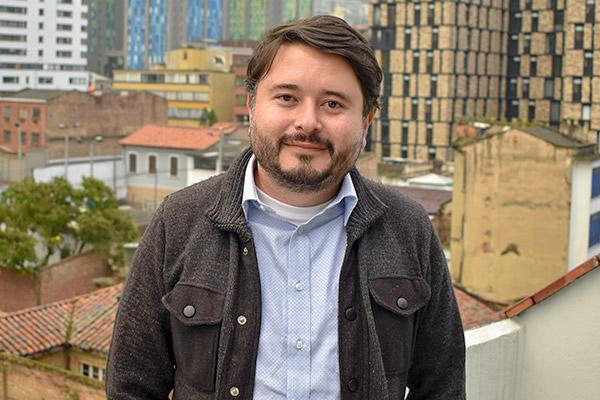 Carlos Andrés Maldonado Sanabria – Especialista de la Escuela de Pedagogía