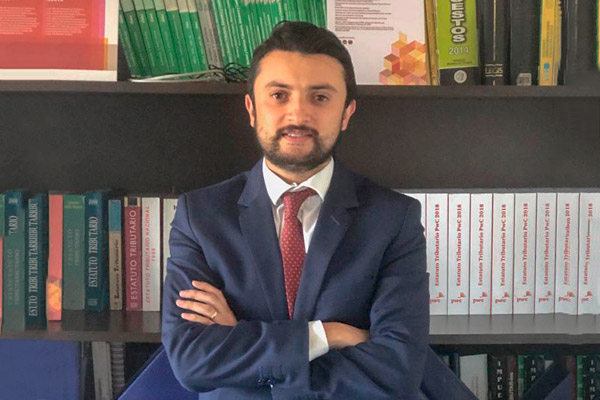 Miguel Ángel Fandiño – Docente del Departamento de Contaduría Pública