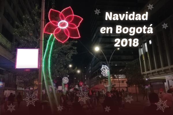 Planes para disfrutar la Navidad en Bogotá