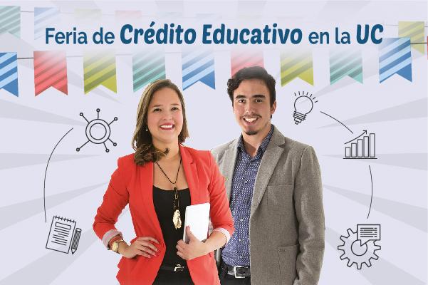 Feria de Crédito Educativo en la UC