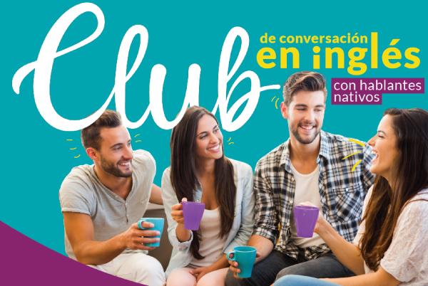 Club de conversación en inglés 2018