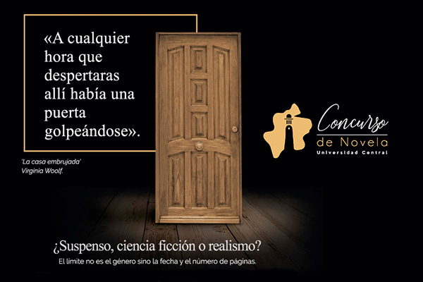Concurso de Novela Universidad Central 2018
