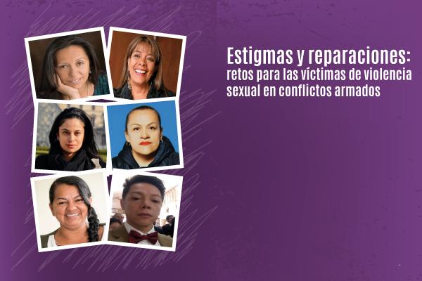 Retos para las víctimas de violencia sexual en el conflicto armado colombiano
