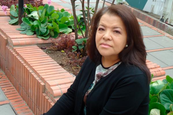 Luz Stella Guaje, tres décadas de trabajo y compromiso con la Universidad
