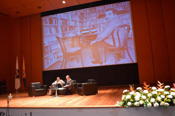 García Márquez y Burgos Cantor, dos almas caribe