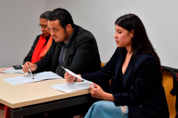 Camila Molano Espitia, ganadora del Concurso Nacional de Cuento