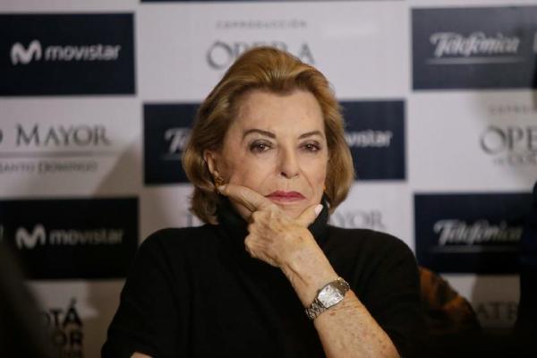 Gloria Zea, una de las figuras más importantes de la cultura en Colombia