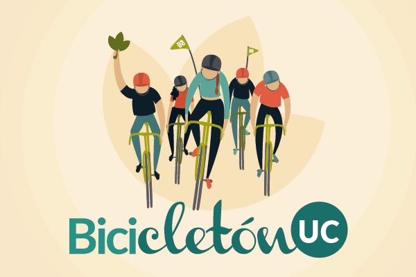 Bicicletón UC: promovamos juntos el uso de la bicicleta