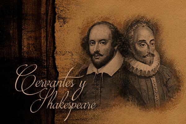 Inauguración del ciclo de Cervantes y Shakespeare