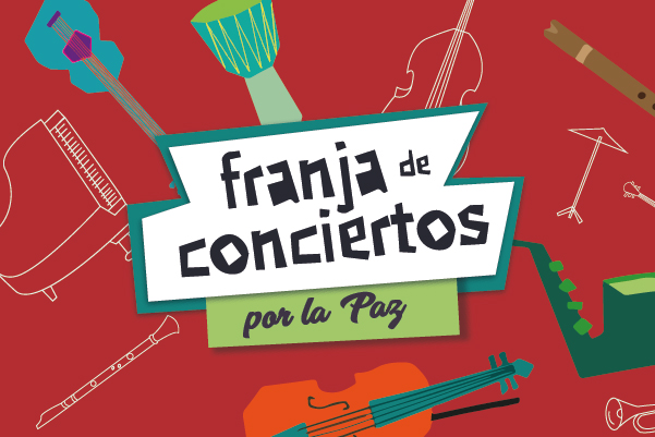 Franja de Conciertos por la Paz, 2019-1