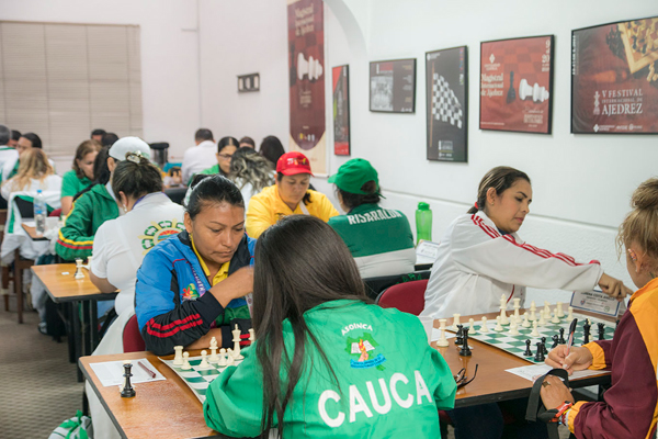 Juegos Nacionales del Magisterio 2018