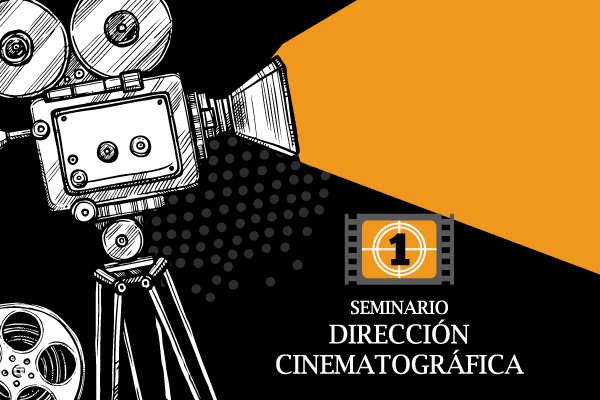 Participa de este seminario de dirección cinematográfica