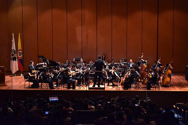 Temporada 2019-1 de la Orquesta Sinfónica de la Universidad Central