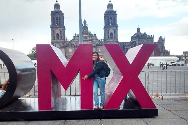 De intercambio en México