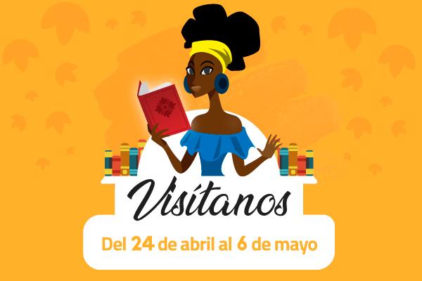 Prográmese con la Feria Internacional del Libro de Bogotá 2019