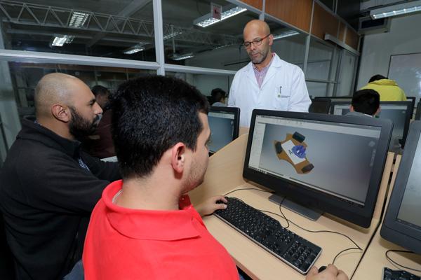Curso en Diseño Asistido por Computador con Autodesk Inventor
