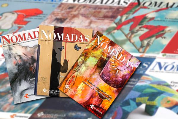 Convocatoria de la Revista Nómadas n.° 51