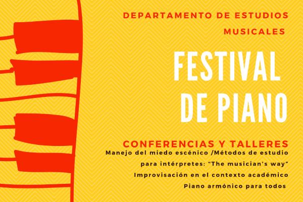 Festival de Piano de la UC