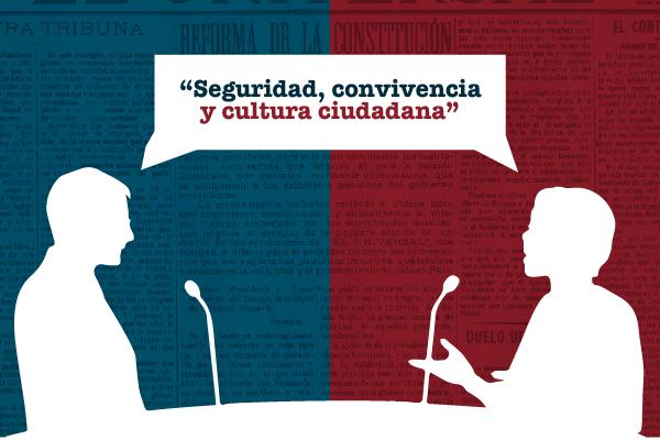 Debate de candidatos a la Alcaldía de Bogotá