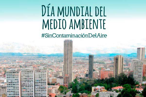 ¿Qué calidad de aire se respira en Bogotá?