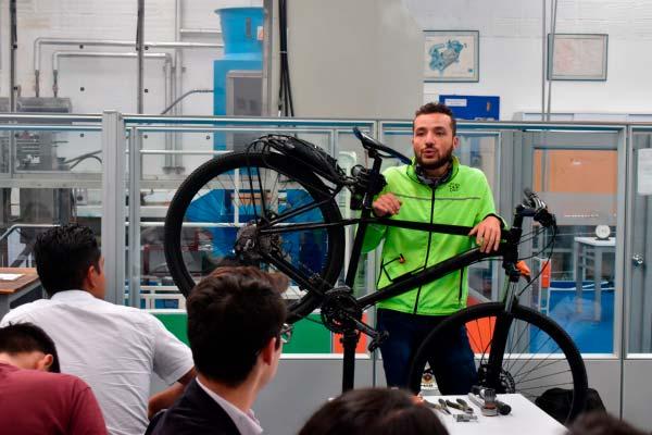 Con éxito finalizaron las actividades del primer Bicicletón UC