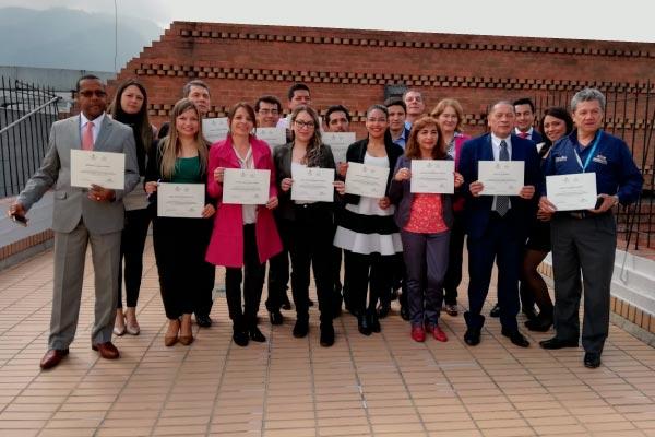 Capacitamos a 28 colaboradores de la EPS Convida