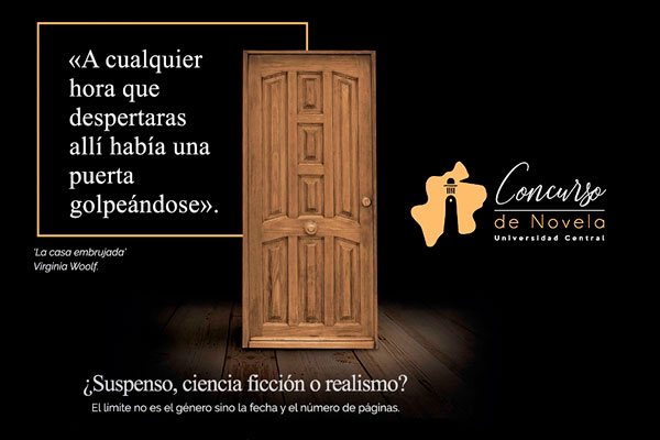 Éxito en la convocatoria del concurso de Novela de la Universidad Central