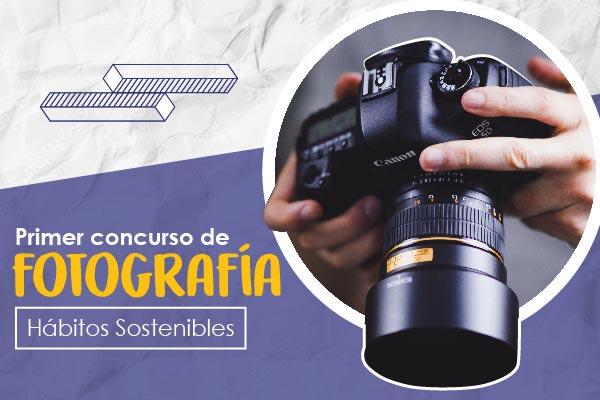 Primer Concurso de Fotografía sobre Hábitos Sostenibles