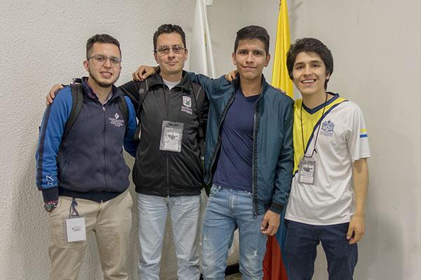 Resultados del V Encuentro Distrital Universitario de Ajedrez
