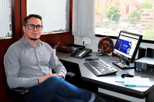 Dairo Sánchez participará como docente de diplomado para la defensa territorial en Cartagena