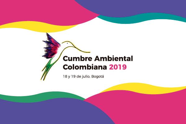 Cumbre Ambiental Colombiana 2019, inscripciones abiertas