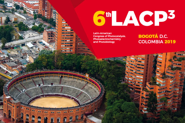 The 6th Latin-American congress of Photocatalysis, Photochemistry and Photobiology LACP3